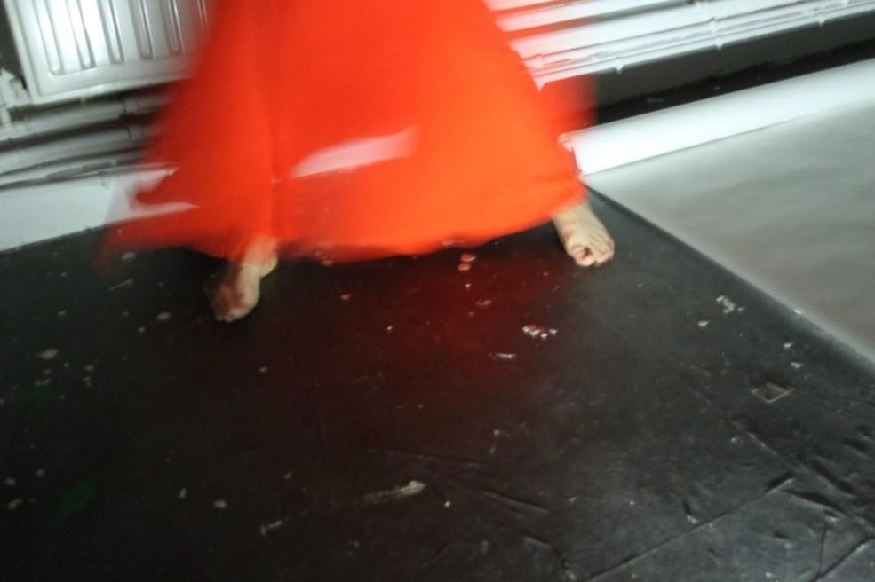 Floor dansend